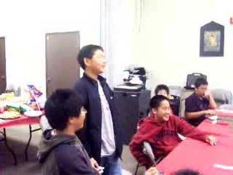 christmas party 2005, video 16