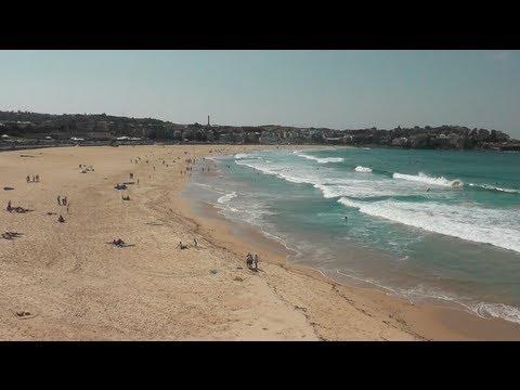 Hawaii to Australia: Bondi Beach
