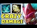 HERE COMES THE HEAT | FULL AD SUPER GALAXY SHYVANA JUNGLE | THAT POOR SHACO - Nightblue3