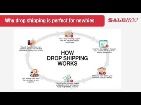 Why is Drop Shipping Perfect For Newbies
