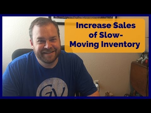 Increase Amazon FBA Sales on Slow Moving Inventory