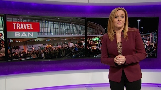 The Not-A-Muslim-Ban Muslim Ban | Full Frontal with Samantha Bee | TBS