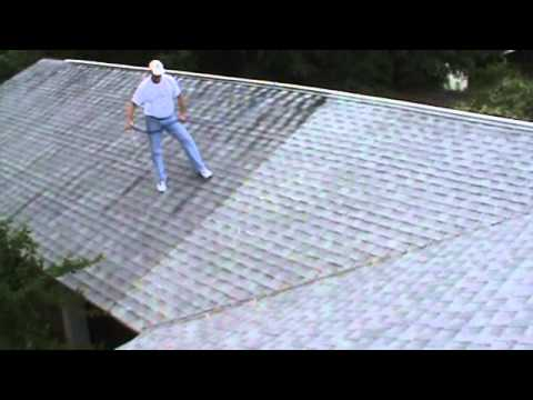 Bergman Pressure Washing + Soft Roof Cleaning Port Charlotte Shingled and Tile