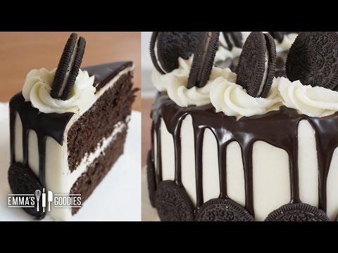 Chocolate OREO Cake Recipe!