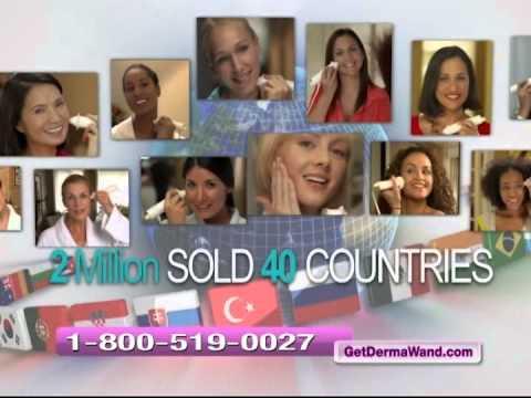 DermaWand Canada - CALL 1-800-519-0027