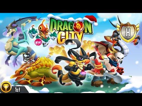 Dragon City - Burglar Tower Island + All Dragons [First Looks]
