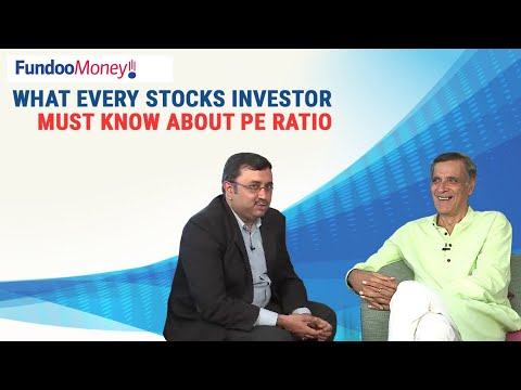 What Every Stock Investor Must Know About PE Ratio