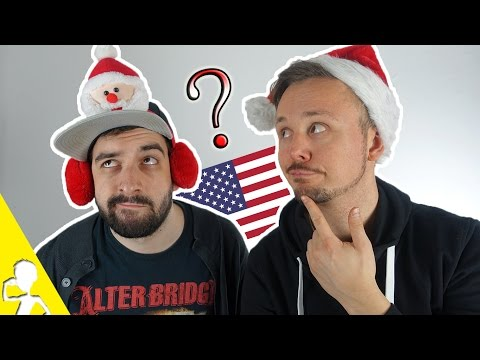 What Germans Know About American Christmas Traditions | Get Germanized w/ VlogDave