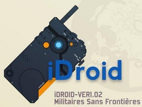 iDroid - MGSV prop