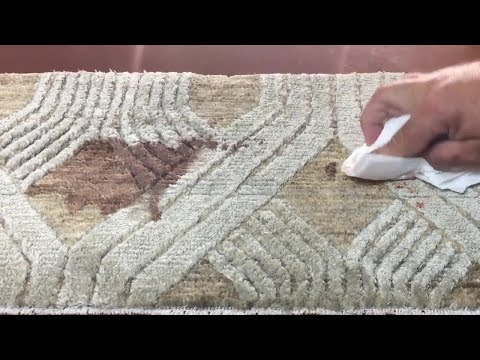 Fabric Protection on Wool and Silk Carpet Concord, MA