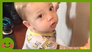 FUN AND FAILS - Bebés traviesos en problemas #2 ★ Video gracioso