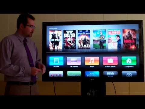 Apple TV: Adding your iTunes Account