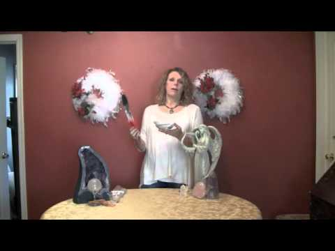 Signs of Angels - How to Smudge with Sage