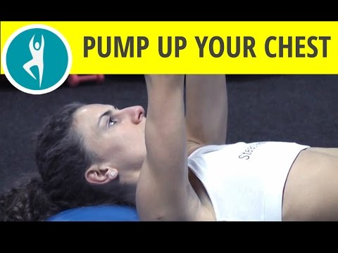 Pumped up workout: chest exercises