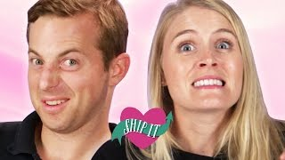 Couples Swap Jobs For A Day • Ned & Ariel