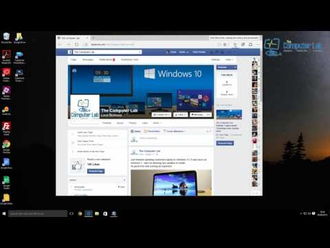 Clear the Cache in Microsoft Windows 10 browser Edge.