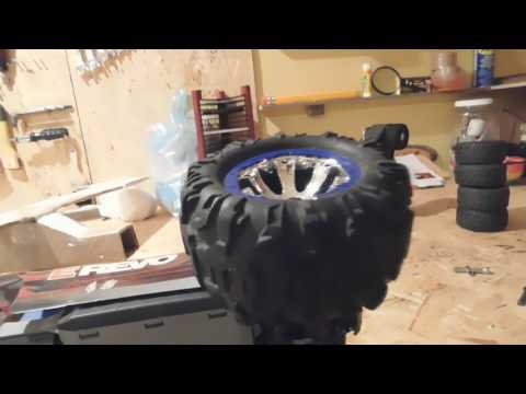 How to Remove Stuck Tire From RC Car (2016)