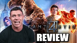 Download FANTASTIC FOUR - Movie Review Video