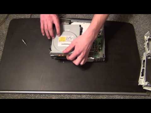 how to clean laser optical on your xbox 360 console