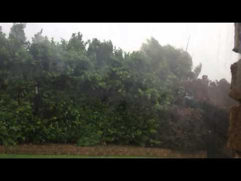 Cyclone Marcia Rockhampton