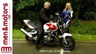 2004 Honda CB1300 Review
