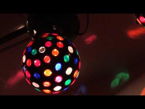 Rotating Disco Ball QL-199L.MTS