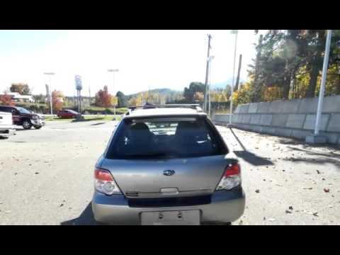 Used 2007 Subaru Impreza Wagon 2.5i Special Edition for sale in Salmon Arm, BC