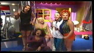 Spice Girls In Australia 1997 E-news