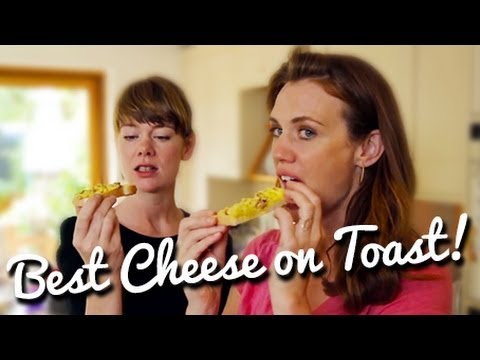 BRITAIN'S BEST CHEESE ON TOAST - Crumbs Food