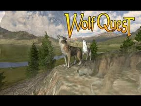Wolf Quest: Ep4 - Teaching the Pups
