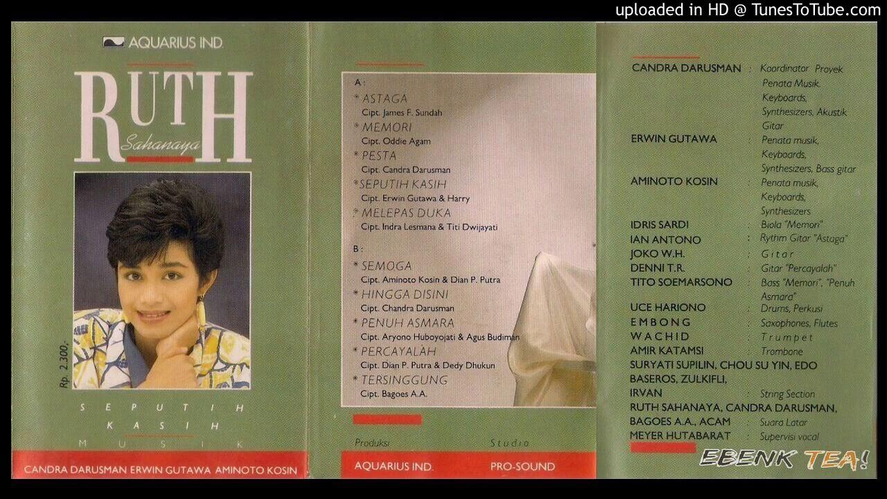 Download Ruth Sahanaya - Semoga MP3 Gratis