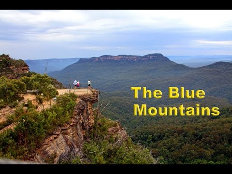 Australia's Blue Mountains - Pat and Penny Travel Channel