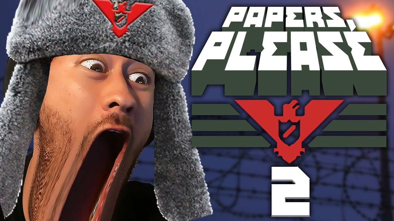 ABSOLUTELY NO MISTAKES** | Papers Please - Part 2