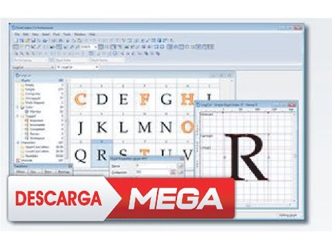 free font creator software