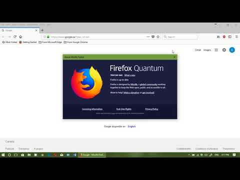Quick look and review of Firefox 59 Released March 14th 2018