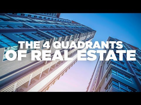 The Four Quadrants of Real Estate Investing