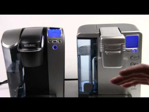 Cuisinart vs Keurig - Compare Single Serve Coffee Makers