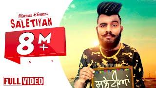 Saletiyan | Harman Cheema Ft. Randy J | Latest Punjabi Song | Desi Swag Records