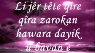 Şivan Perwer- Helebçe lyrics