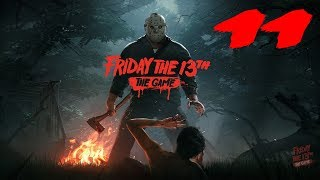 The FGN Crew Plays: Friday the 13th The Game #11 - Pocket Knife Master (PC)