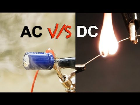 Ac vs Dc _Who is the strongest?