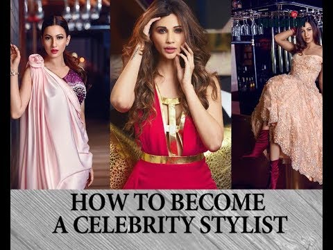 How to become a celebrity stylist