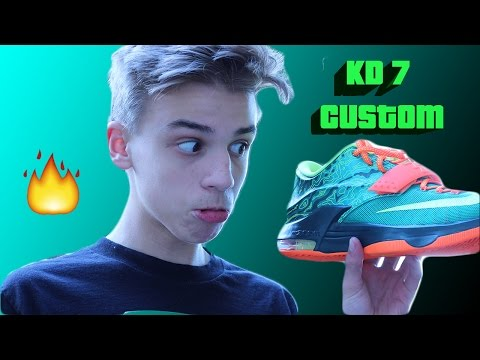 KD 7 Full Customization Walkthrough (audio messed up bc of copyright)