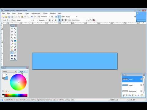 How to Create a Banner Using Free Software - Online Business Free Video Tutorials-14