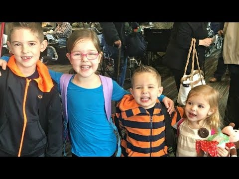 4 Kids Flying to DISNEY✈️