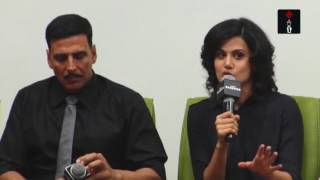 Akshay Kumar, Taapsee Pannu on Naam Shabana, Action And More