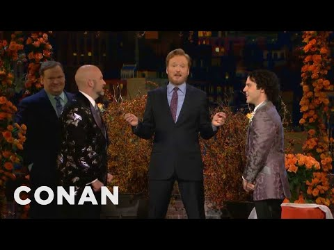 CONAN: The Wedding of Scott Cronick & David Gorshein