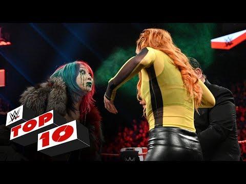 Xxx Mp4 Top 10 Raw Moments WWE Top 10 Jan 13 2020 3gp Sex