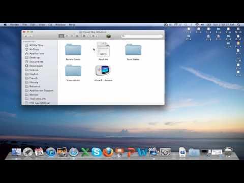 Visual Boy Advance Mac | Tutorial