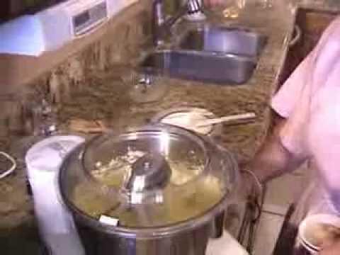 Greek Shortbread Cookies Demo